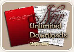 Free Ward Choir Music - LDS Music,Hymn Arrangements